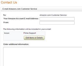 como cancelar amazon prime soporte al cliente amazon