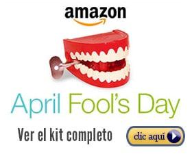 como celebrar april fools bromas amazon