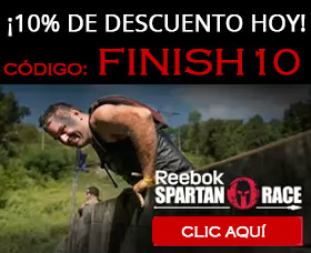 descuento cupon spartan race carrera espartana