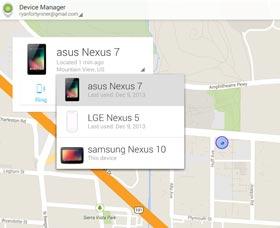 encontrar un celular perdido android google rastrear localizar un celular