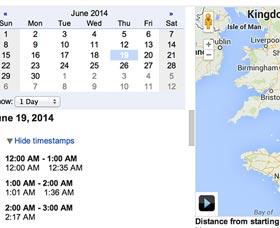 encontrar un celular perdido android google maps