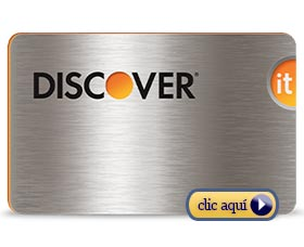 mejores tarjetas de credito online discover