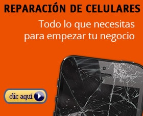 negocio reparando celulares que se necesita