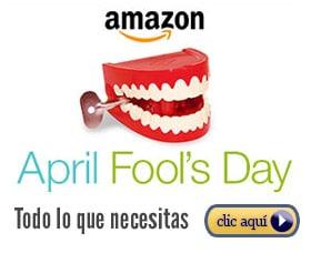 qué es april fools bromas amazon lista de compras ofertas descuentos