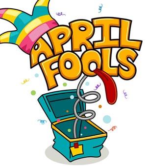 qué es april fools day