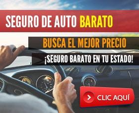 seguro de auto barato