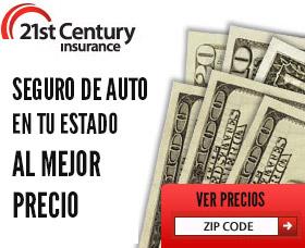 seguro de auto en otro estado 21st century insurance