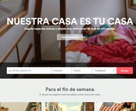 sitio airbnb ahorrar dinero vacaciones hoteles