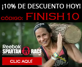 spartan race maraton reebok carrera espartana