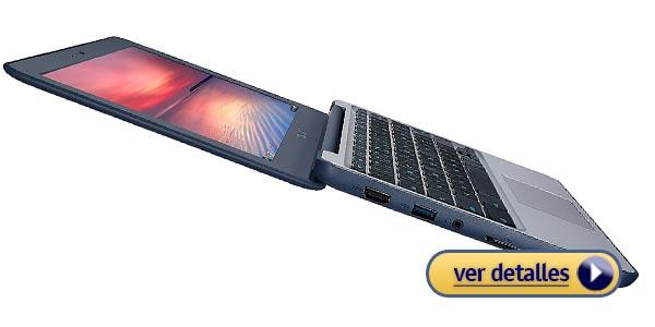 ASUS Chromebook C202SA YS02 mejores laptops baratas
