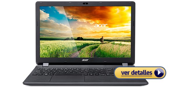 Acer Aspire E 15 La mejor laptop barata del 2017