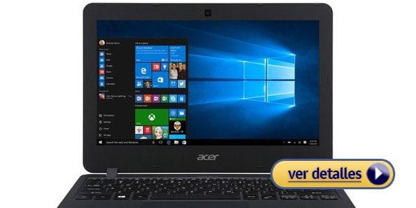 Acer TravelMate 11 6 Laptop por menos de 200