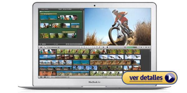 Apple MacBook Air 13 laptop Apple economica buena bateria