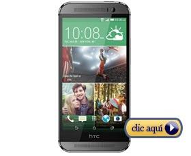 Celulares con mejor batería: HTC One M8