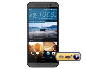 Celulares con mejor batería: HTC One M9
