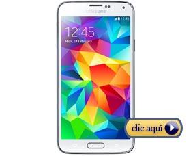 Celulares con mejor batería: Samsung Galaxy S5