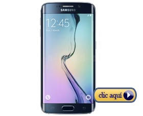 Celulares con mejor batería: Samsung Galaxy S6 Edge