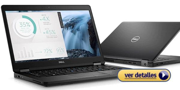 Dell Latitude 5480 laptop para trabajar buena bateria
