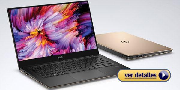 Dell XPS 13 bateria de larga duracion y buen sonido