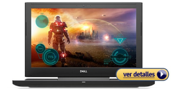 Dell i7577 Gaming buena bateria