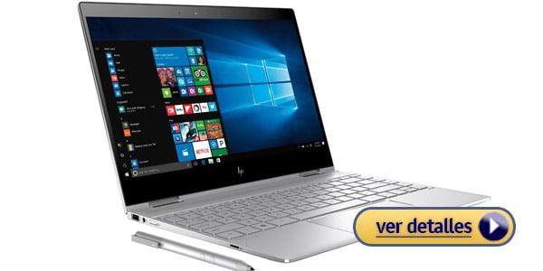 HP Spectre x360 Ultrabook HP con mejor duracion bateria