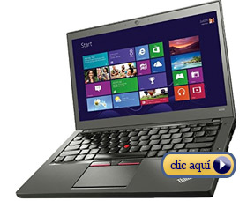 Laptops Lenovo baratas: Lenovo ThinkPad X250