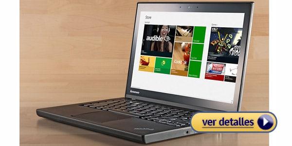 Lenovo ThinkPad X240 La laptop economica bateria de larga duracion