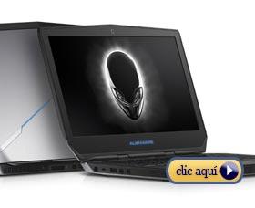 Mejor laptop para juegos ligera: Alienware 13