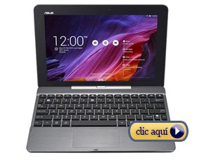 Mejor tableta barata para la universidad: ASUS Transformer Pad TF701T