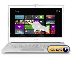 Mejores Ultrabooks: Acer Aspire S7