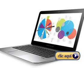 Mejores Ultrabooks del mercado: HP EliteBook Folio 1020