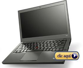 Mejores Ultrabooks del mercado: Lenovo ThinkPad X240