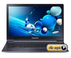 Mejores Ultrabooks del mercado: Samsung ATIV Book 9 Plus
