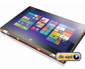 Mejores laptops Lenovo: Lenovo IdeaPad Yoga 2 Pro