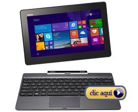 Mejores tabletas Windows: ASUS Transformer Book