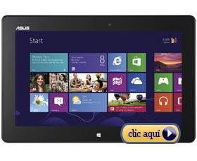 Mejores tabletas Windows: Asus VivoTab Smart