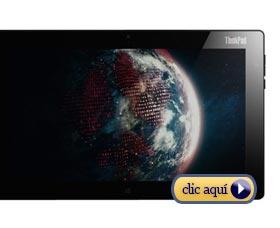 Mejores tabletas Windows: Lenovo Thinkpad Tablet 2