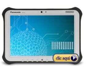 Mejores tabletas Windows: Panasonic ToughPad