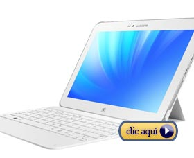 Mejores tabletas Windows: Samsung Ativ Tab 3
