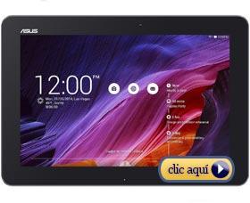 Mejores tabletas baratas: ASUS Transformer Pad 10.1