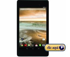 Mejores tabletas baratas: Google Nexus 7