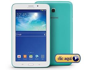 Mejores tabletas baratas: Samsung Galaxy Tab 3 Lite