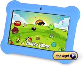 Mejores tabletas baratas para niños: Tableta Orbo