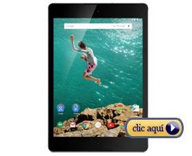 Mejores tabletas para la universidad: Google Nexus 9