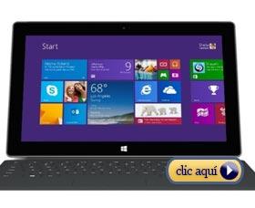 Mejores tabletas para la universidad: Microsoft Surface Pro Tablet