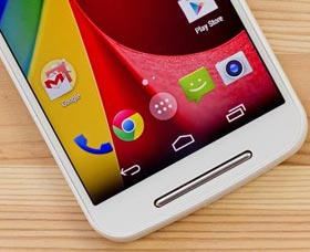 Moto G 2014: Aplicaciones