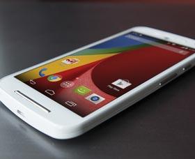 Motorola Moto G 2014: Diseño