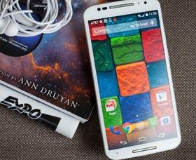 Motorola Moto X (2014): Aplicaciones análisis review