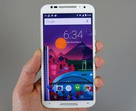 Motorola Moto X (2014): Pantalla análisis review en español