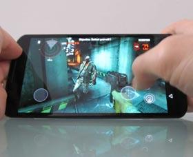 Nexus 6 Hardware analisis review procesador